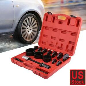 Car Front Wheel Drive Hub Bearing Removal Kit Press Adapter Puller Remover Tool