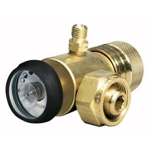 Turbo Torch 0386 0725 Ar b Acetylene Torch Regulator