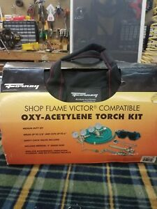 Forney Oxy acetylene Torch Kit 1705