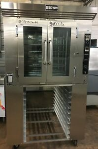 Doyon Ca6 Circle Air Single Deck Rotating Rack Electric Convection Oven