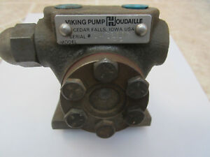 Viking C32 Gear Pump New Surplus