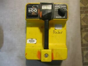 3m Dynatel 500 Cable Locator With Case And Clamp