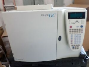 Thermo Quest Trace Gc 2000 Finnigan Gas Chromatograph 120v T6 wh