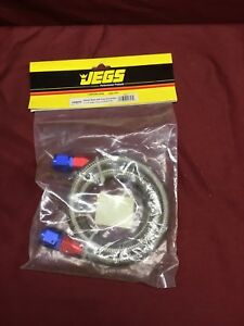 Jegs Pro Flo 200 Hose Assembly 8an Hose X 3 Foot Ready Made 100623