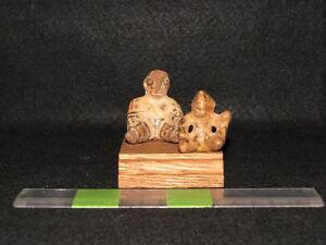 Pre Columbian Pottery Costa Rican Figures From The Diquis Region 1200 1500 Ad