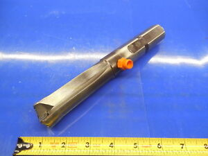 Kendex Metcut 270 1 1 4 Shank Indexable Insert Drill Cnc Machine Shop Tools