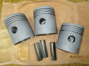 Minneapolis Moline 283a4 283b4 283e4 Pistons