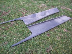 1937 1938 37 38 Chevy Fiberglass Running Boards Conv Sedan Coupe Rat Rod Hot