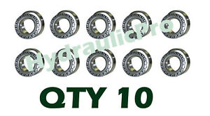 Qty 10 Complete Lm11749 Lm11710 Tapered Roller Replacement Bearings New