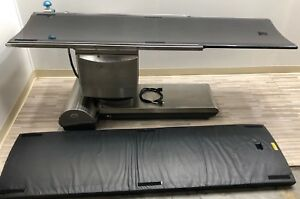 Stille Imageq C arm Carbon Fiber Table With 2 Remotes Tested