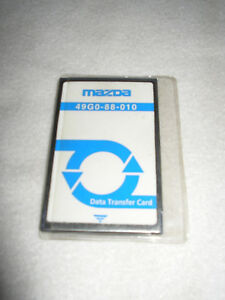 Mazda Special Tools Ngs Scan Tool Data Transfer Card 49g0 88 010