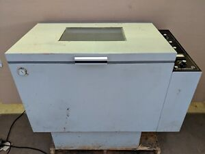Lab line 3526 Floor Model Orbital Incubator Shaker Tested Fully Functional