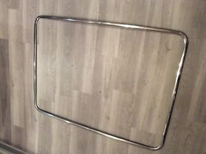 1968 1969 Torino Gt Fastback Rear Window Molding Nice Oem