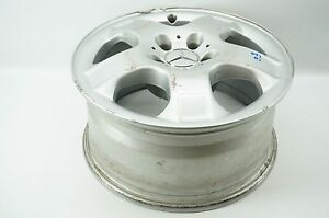 047 Mercedes W163 Ml 02 05 Disc Wheel Rim 17 17x8 Inch 5 Spoke 1634012602 2
