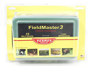 Field Master 3 Vm3 fm3 Low Impedance Ac Powered Electric Fence Charger 110 120