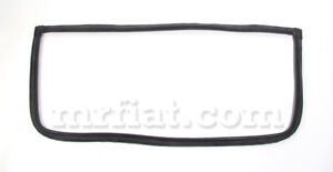 Lancia Beta Coupe Rear Windshield Gasket New