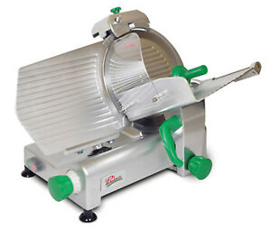 Primo Ps 10 Meat Slicer 12 Blade Removable Carriage Ring Guard