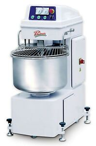 Primo Psm 120e Spiral Mixer Twin Motor 2 Speeds With Reverse 3 Run Modes