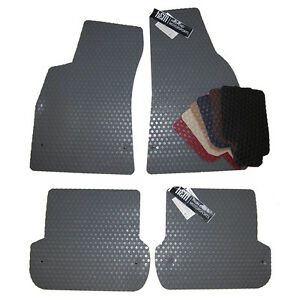 Mercedes Benz All Weather Rubber Floor Mats C300 C350 C400 C63 Amg Custom Fit
