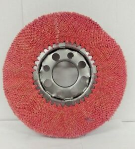 Unbranded 12 Knitted Floor Buffer Scrubber Pad