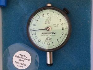 Special Order Federal Dial Indicator For Boreset Yokes