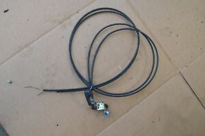72 73 Datsun 240z Choke Cable Assembly