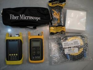 Owltrek Otdr Tool Kit 1310 1550nm Singlemode W Integrated Vfl