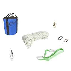 Portable Winch All Purpose Pulling Accessories Kit 50 M