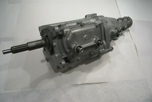 1964 M20 Muncie 4 Speed Transmission Gm Vibratory 2 56 1st 10 27 Spline Sku 4014