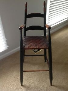 Antique Childs Chair Price Reduced