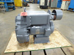 Rotron 7 5 Hp Aluminum Air Agitation Blower Aa2194 aa2194