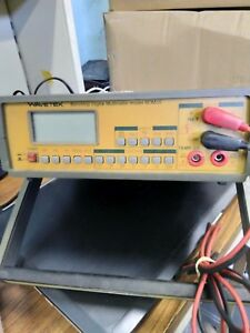 Wavetek Bdm35 Benchtop Multimeter