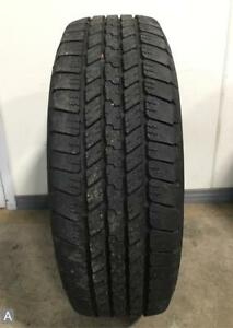 1x P265 65r18 Goodyear Wrangler Sr A 9 10 32 Used Tire