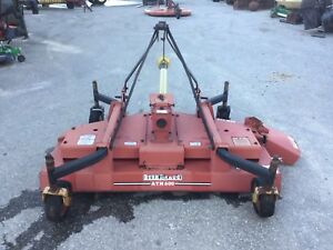Nice Bush Hog Ath 600 5 Ft 3 Point Hitch Finish Mower