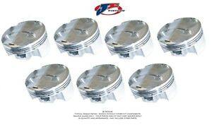 Je Forged Piston 329375 Chevy Ls Ls2 Ls3 Ls6 L92 4 00 Bore 3 622 Stroke Rt Sd