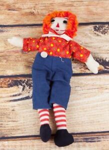 Primitive Country Rustic Raggedy Rag Doll