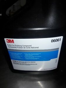 3m 06061 Perfect it 3000 Extra Cut Compound