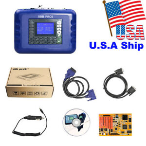 Usa Ship V48 88 S b b Pro2 Programmer Support New Car To 2017 No Tokens Limited