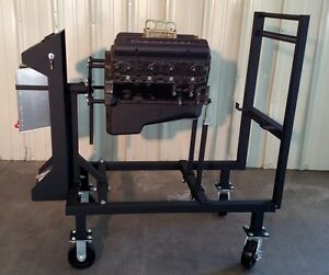 Mighty Mount Build And Run Engine Test Run Running Stand