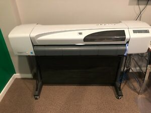 Hp Designjet 510 42 Wide Format Color Plotter With Stand