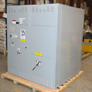 Asco 7000 series Automatic Transfer Bypass Isolation Switch Station 3000 amps