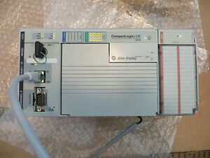 Allen Bradley Compactlogix 1769 l23e qb1b 1769 if8 2010 Very Nice Used Tested