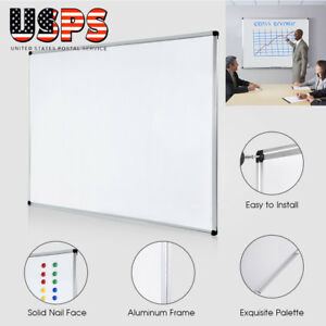 36 X 48 Magnetic Dry Erase Board marker Whiteboard School Office Whiteboard Us