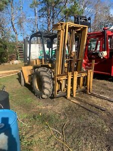 Caterpillar Cr 50 Rough Terrain Forklift