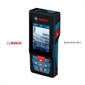 Bosch Laser Measure Meter Glm 150c 150m Android Ios expedite Shipping