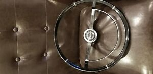 1966 Ford Fairlane Steering Wheel Assembly