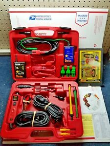 Power Probe Ppkit03 Master Electrical Circuit Tester Combo Kit W Case Complete
