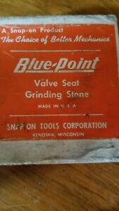 Valve Seat Grinding Stones Snap On 2 3 4 30