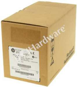 New Sealed Allen Bradley 22b a8p0n104 a Powerflex 40 Ac Drive 240v 1 ph 8a 2hp