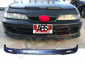1994 2001 Jdm Acura Integra Mugen Style Front Lip Unpainted Black Polyproplyene